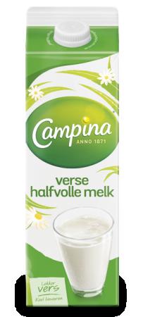 Melk Vers Halfvol Nl