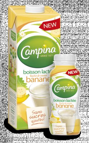 Melkdrank Banaan Fr