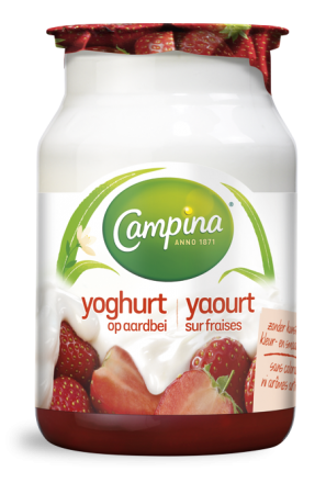 Yoghurt Aardbei