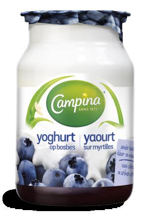 Yoghurt Bosbes