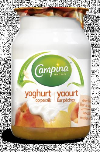 Yoghurt Perzik